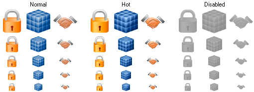 Security Toolbar Icons - Software security icons of great ...